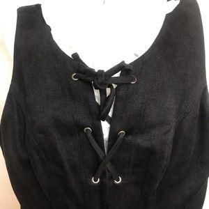 Nanette Lepore Little Black Dress Size 2